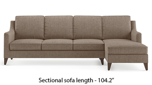 Abbey Sectional Sofa (Mist)