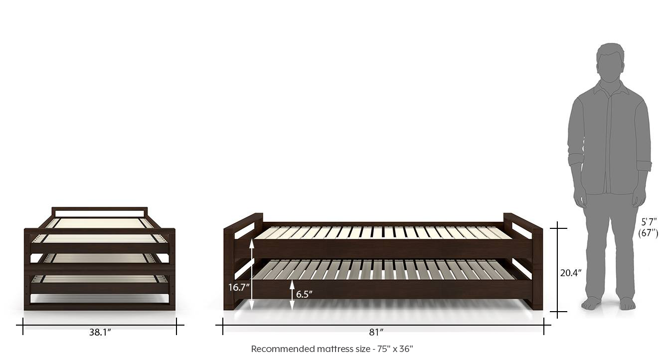 Yuri stackable bed dw 10
