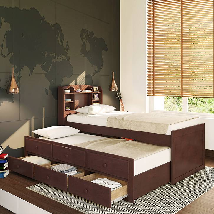 Kids Beds: Buy Kids Beds Online In India At Best Prices - Urban Ladder