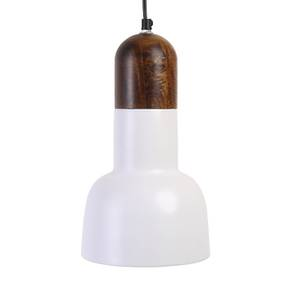 Durham Ceiling Lamp (White Finish) by Urban Ladder