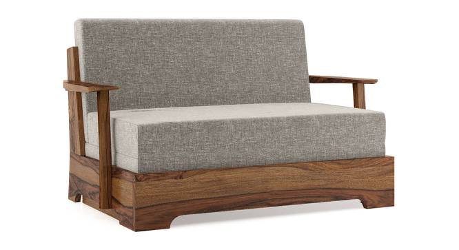 Mahim Compact Sofa Cum Bed (Flint Grey, Without Storage Arm) by Urban Ladder