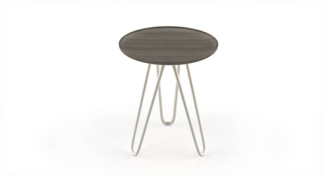 Ostra Side Table (Natural Finish) by Urban Ladder