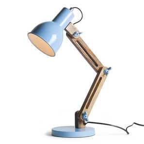 Otto study lamp naturals white lp