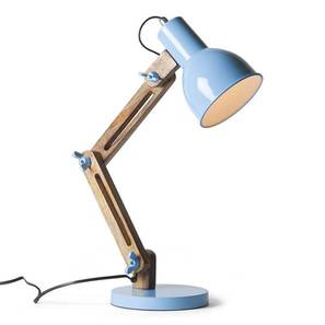Otto Study Lamp (Natural Finish) by Urban Ladder - Design 1 Full View - 157430