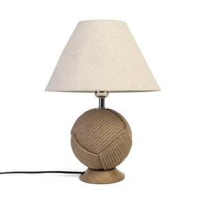Clove Table Lamp Brown By Urban Ladder