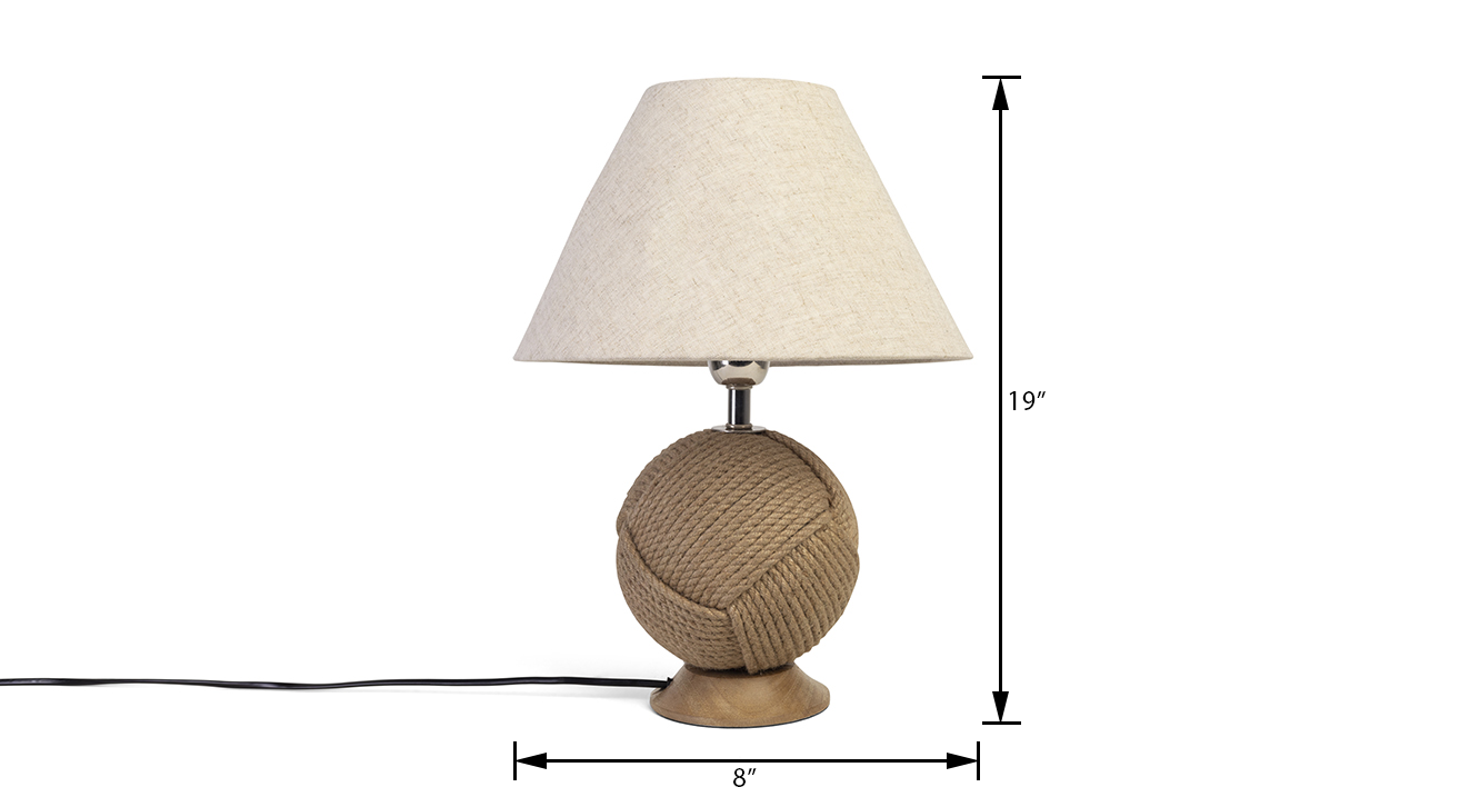 Clove table lamp 4