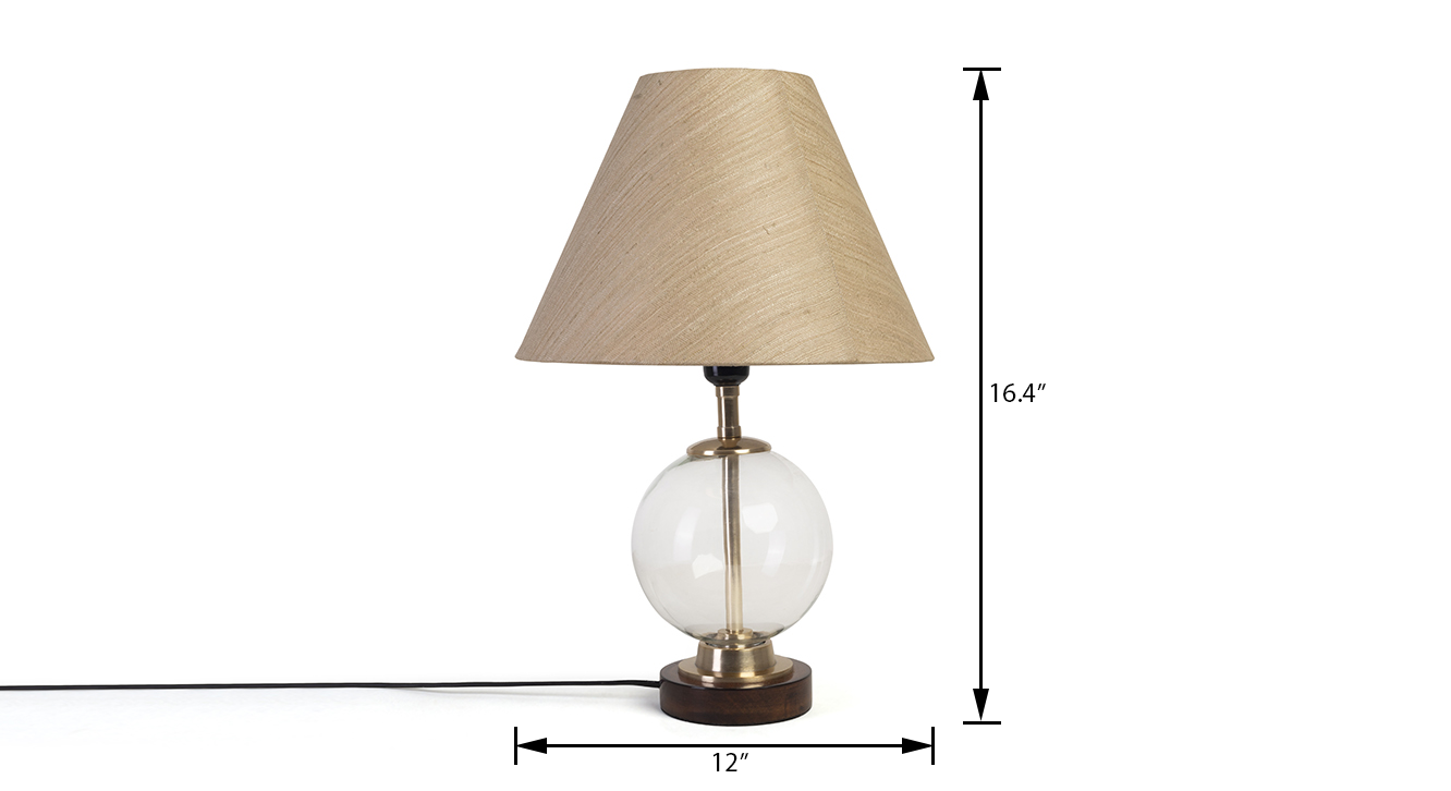 Corning table lamp 4