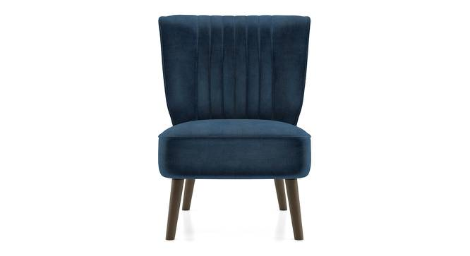 Grace Accent Chair (dark blue) by Urban Ladder