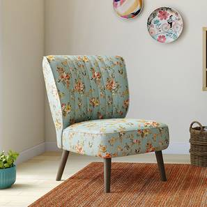 Grace accent chair floral revised lp