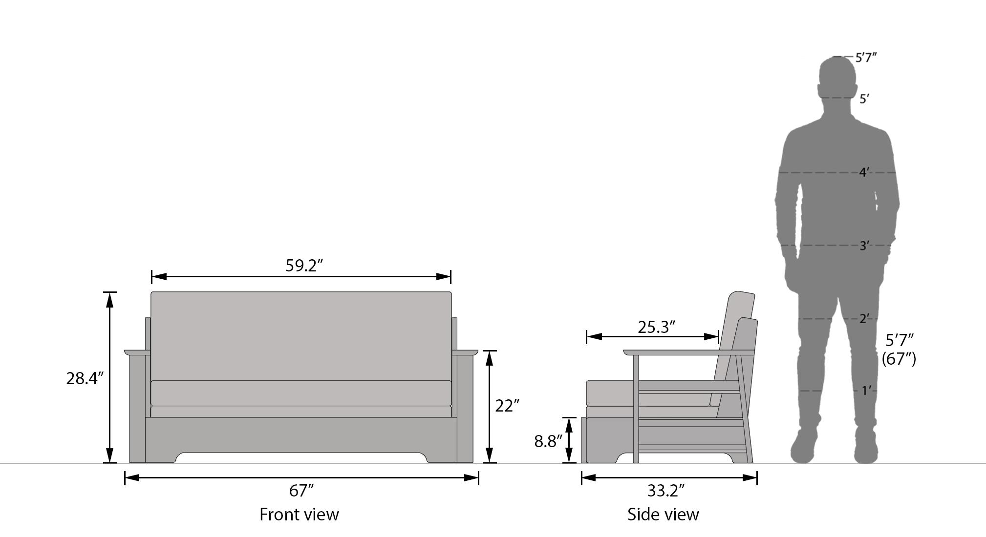 Oshiwara sofa cum bed 11
