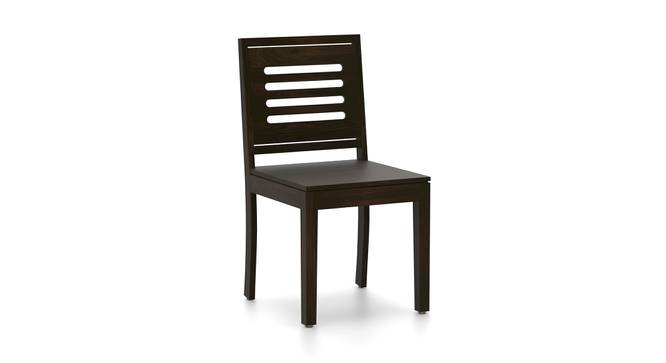Capra Dining Chairs - Set of Two (Mahogany Finish) by Urban Ladder - Cross View Design 1 - 283220