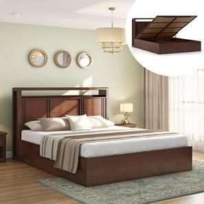 Dixon hydraulic storage bed queen lp