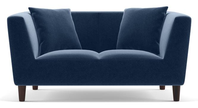 Janet Loveseat (Lapis Blue) by Urban Ladder