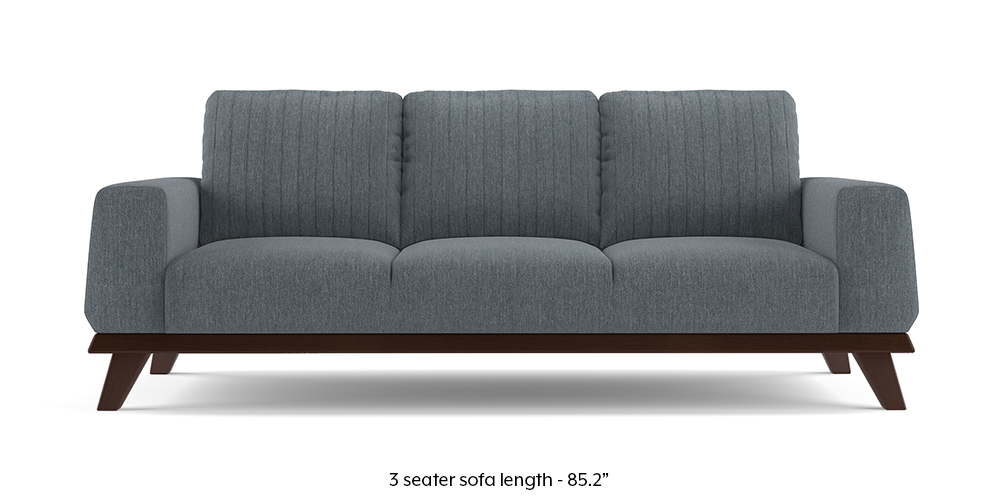 Granada Sofa (Chambray Blue) by Urban Ladder