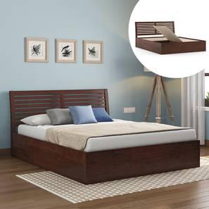 Vermont bed box bed queen lp