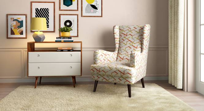 Genoa Wing Chair (Akimbo) by Urban Ladder