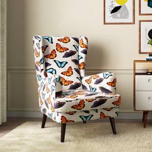 Genoa Wing Chair (Flutter) by Urban Ladder