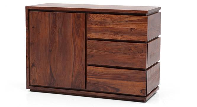 "Vector 46"" Wide Sideboard (Teak Finish) by Urban Ladder"
