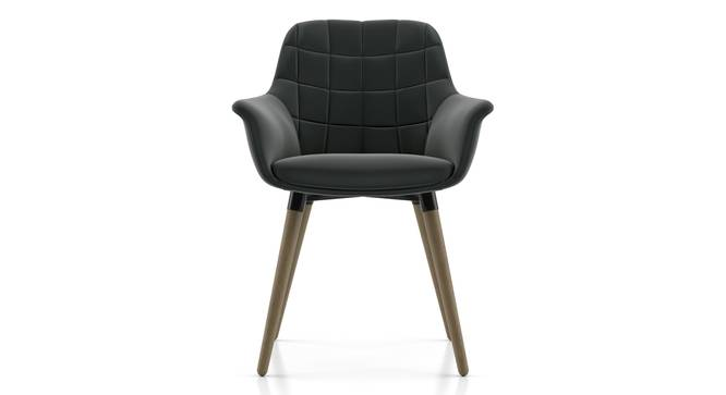 Sandra Accent Chair (Grey) by Urban Ladder