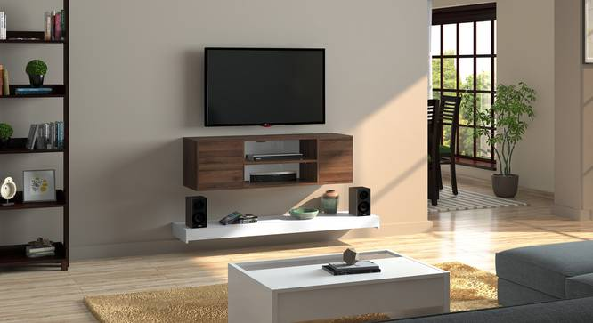 Astrid TV Unit (White) by Urban Ladder
