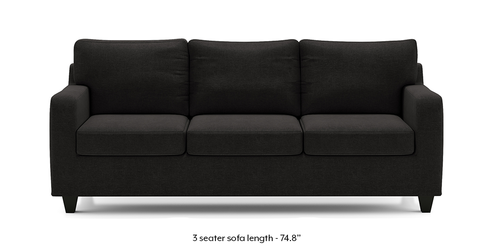 Walton Sofa (Asphalt Grey) by Urban Ladder