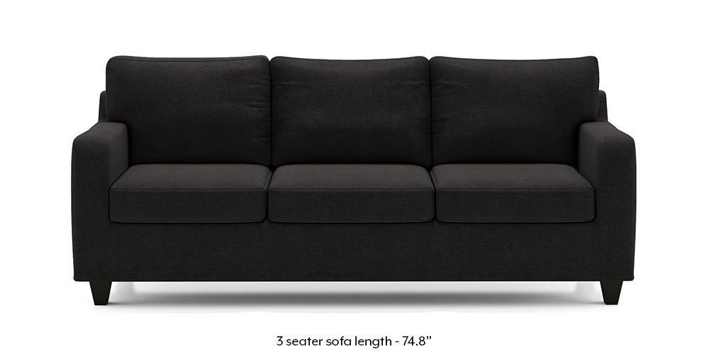 Walton Sofa (Asphalt Grey) by Urban Ladder