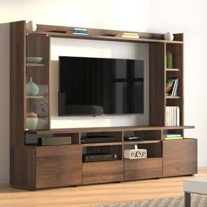 Celestin tv unit 74 inch columbian walnut lp