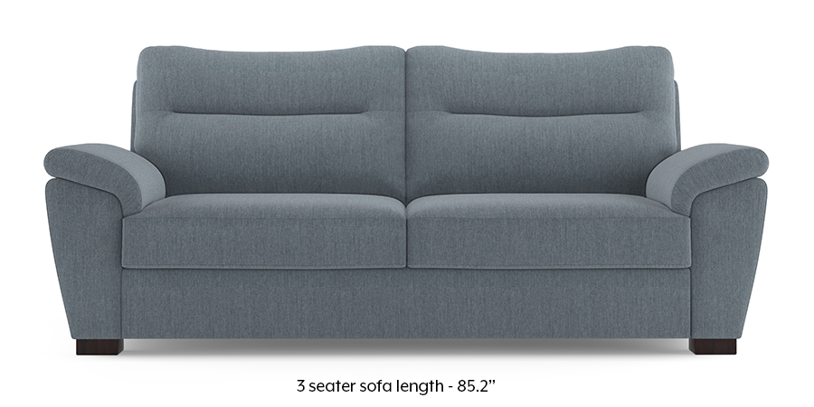 Adelaide Sofa (Chambray Blue) by Urban Ladder