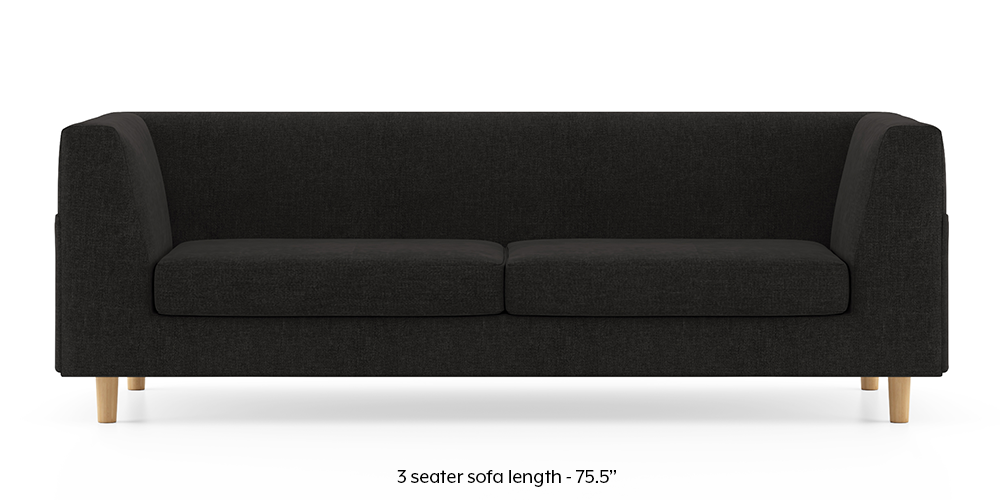 Rubik Sofa (Asphalt Grey) by Urban Ladder