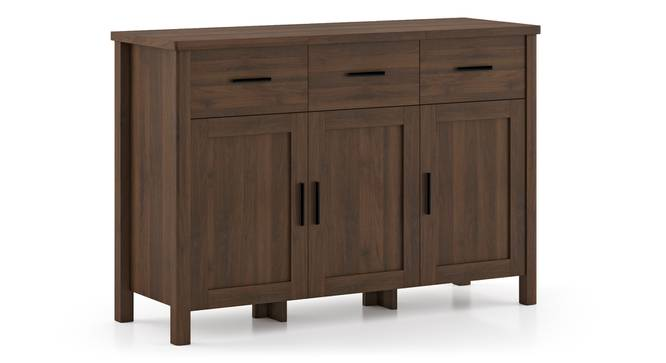 Norland Wide Sideboard (Standard Size, Columbian Walnut Finish) by Urban Ladder - Cross View Design 1 - 291877