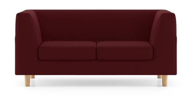 Armeo Sofa (Rococo Red) (3-seater Custom Set - Sofas, None Standard Set - Sofas, Fabric Sofa Material, Regular Sofa Size, Regular Sofa Type, Rococo Red)