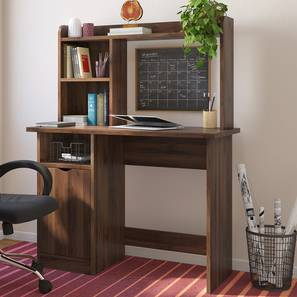 Bond Study Table (Columbian Walnut Finish) by Urban Ladder
