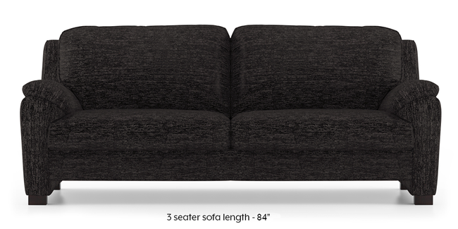 Farina Sofa (Cosmic) (3-seater Custom Set - Sofas, None Standard Set - Sofas, Cosmic, Fabric Sofa Material, Compact Sofa Size, Regular Sofa Type)