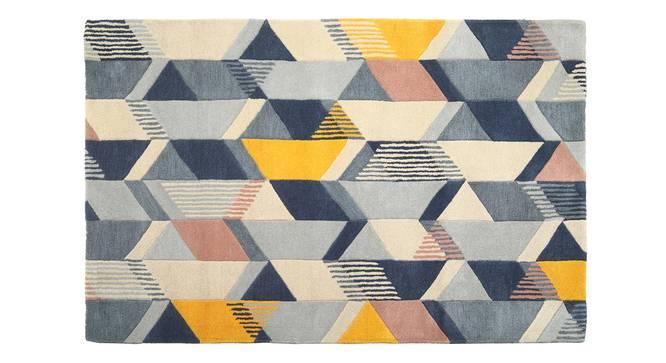 "Zenia Hand Tufted Carpet (152 x 244 cm  (60"" x 96"") Carpet Size) by Urban Ladder"