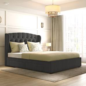 Holmebrook upholstered bed lp