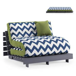 Finn Futon Sofa Cum Bed (Pistachio Green) by Urban Ladder