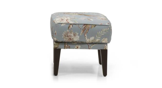 Morgen Ottoman (Blue Nightingale) by Urban Ladder - Design 1 Full View - 296743