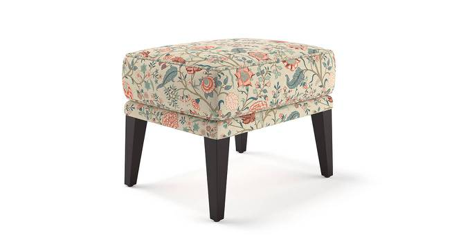 Morgen Ottoman (Calico Print) by Urban Ladder - Design 1 Full View - 296747