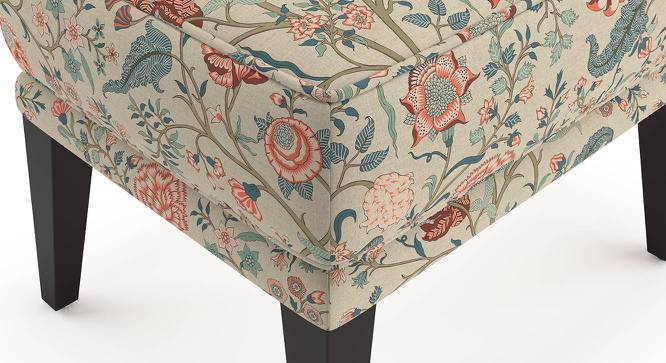 Morgen Ottoman (Calico Print) by Urban Ladder - Front View Design 1 - 296748