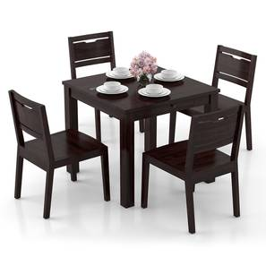 Arabia storage aries 4 seater dining table set mh lp
