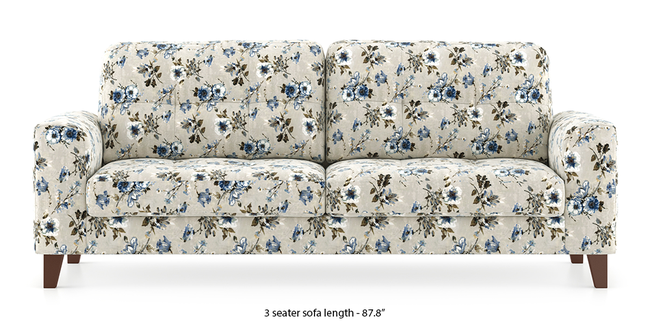 Verona Sofa (Adrian Velvet) (1-seater Custom Set - Sofas, None Standard Set - Sofas, Fabric Sofa Material, Regular Sofa Size, Regular Sofa Type, Adrian Velvet)