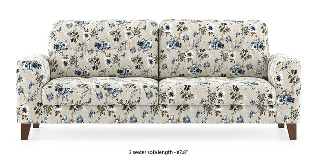 Verona Sofa (Adrian Velvet) (1-seater Custom Set - Sofas, None Standard Set - Sofas, Fabric Sofa Material, Regular Sofa Size, Regular Sofa Type, Adrian Velvet)