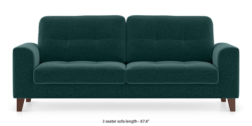 Verona Sofa (Malibu Blue) by Urban Ladder
