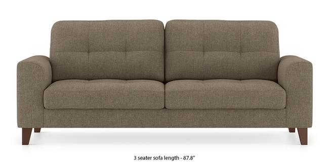 Verona Sofa (Mist Brown) (1-seater Custom Set - Sofas, None Standard Set - Sofas, Fabric Sofa Material, Regular Sofa Size, Regular Sofa Type, Mist Brown)