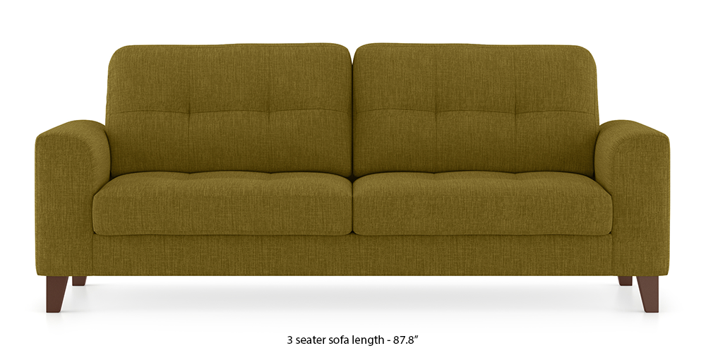 Verona Sofa (Olive Green) by Urban Ladder
