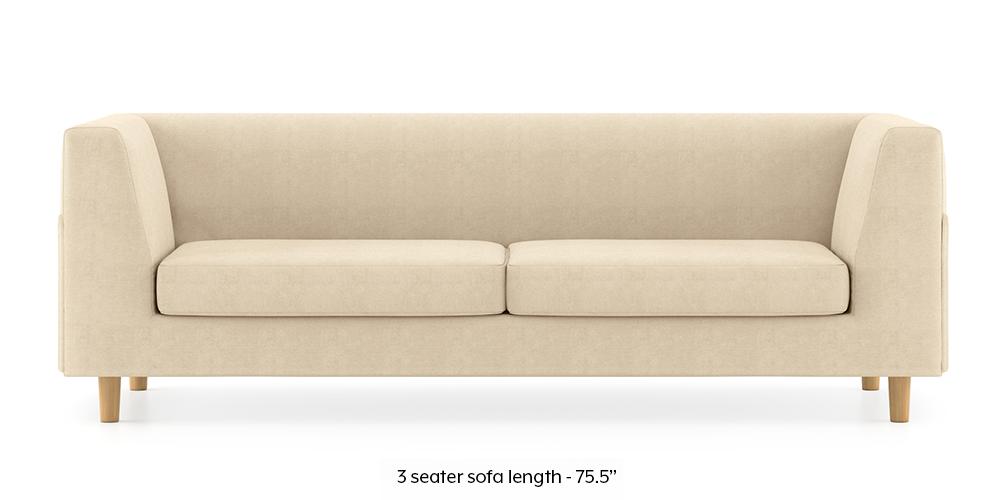 Armeo Sofa (Birch Beige) by Urban Ladder - -