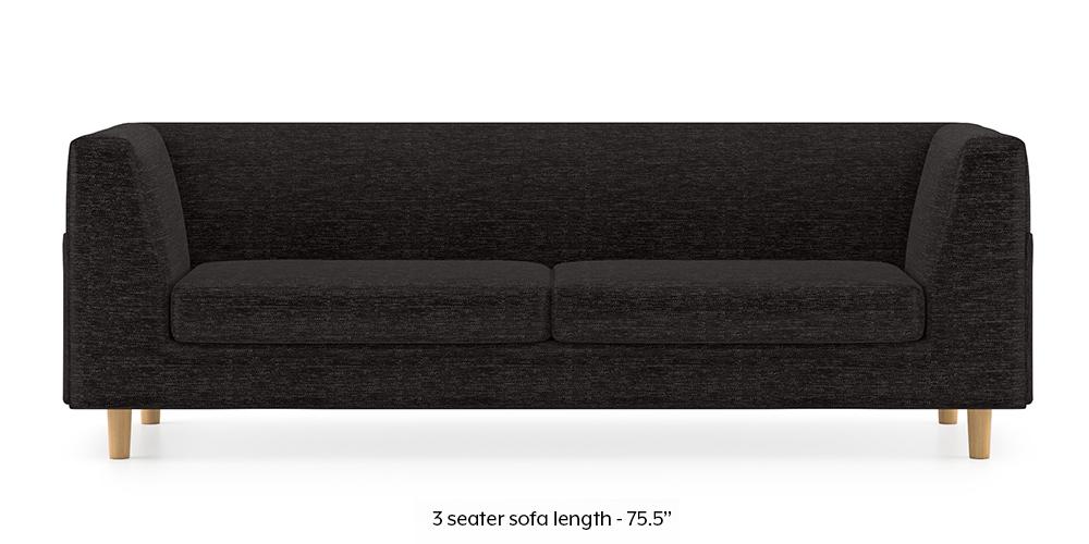 Armeo Sofa (Cosmic Grey) by Urban Ladder - -