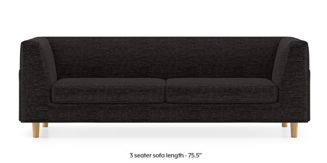 Rubik Sofa (Cosmic Grey) (2-seater Custom Set - Sofas, 3-seater Custom Set - Sofas, None Standard Set - Sofas, None Standard Set - Sofas, Cosmic, Cosmic, Fabric Sofa Material, Fabric Sofa Material, Regular Sofa Size, Regular Sofa Size, Regular Sofa Type, Regular Sofa Type)
