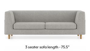 Rubik Sofa (Vapour Grey)