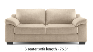 Esquel Sofa (Pearl White)